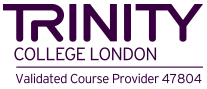 Trinity College London - Validated Course Provider